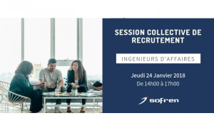 Session collective de recrutement chez Sofren
