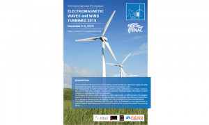 L'ENAC accueille la conférence ELECTROMAGNETIC WAVES and WIND TURBINES (EMWT)