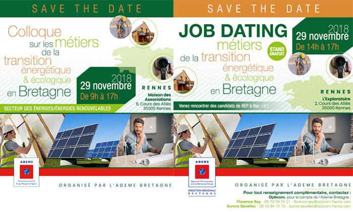 Job dating bretagne