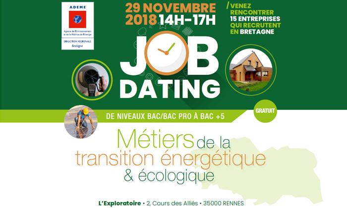 l u0026 39 ademe bretagne organise un job dating pour les m u00e9tiers de la transition  u00e9cologique et  u00e9nerg u00e9tique