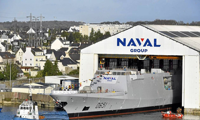 naval group recrutement